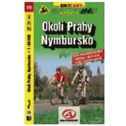 Okolí Prahy Nymbursko 1:60T...