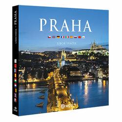 Praha - velká / vícejazyčná