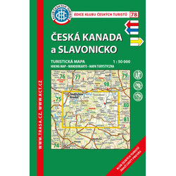 KČT 78 Česká Kanada a...