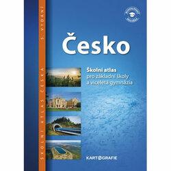 Česko - Školní atlas pro...