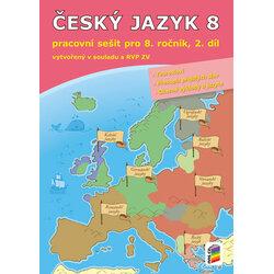 Český jazyk 8, 2. díl...