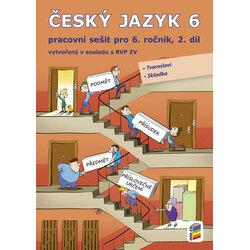 Český jazyk 6, 2. díl - PS
