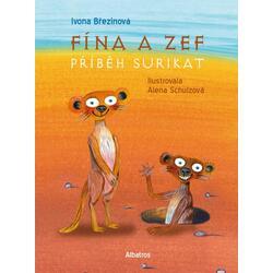 Fína a Zef - Příběh surikat