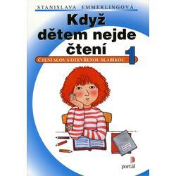 Když dětem nejde čtení 1 -...