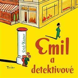 Emil a detektivové - CDmp3...