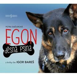 Egon: Děsná psina - CDmp3...