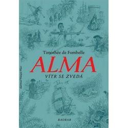 Alma - Vítr se zvedá