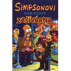 Simpsonovi - Komiksová...