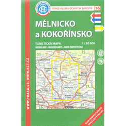 Mělnicko a Kokořínsko /KČT...